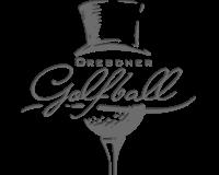 Dresdner Golfball Logo
